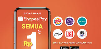 shopeepay rp1