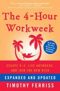 the 4 hour workweek rekomendasi buku untuk memulai bisnis bagi pemula
