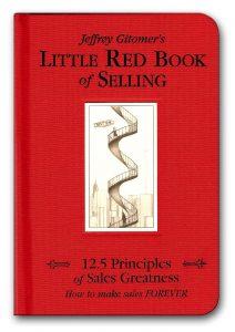 little red book of selling buku bisnis