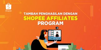 shopee affiliates program afiliasi shopee