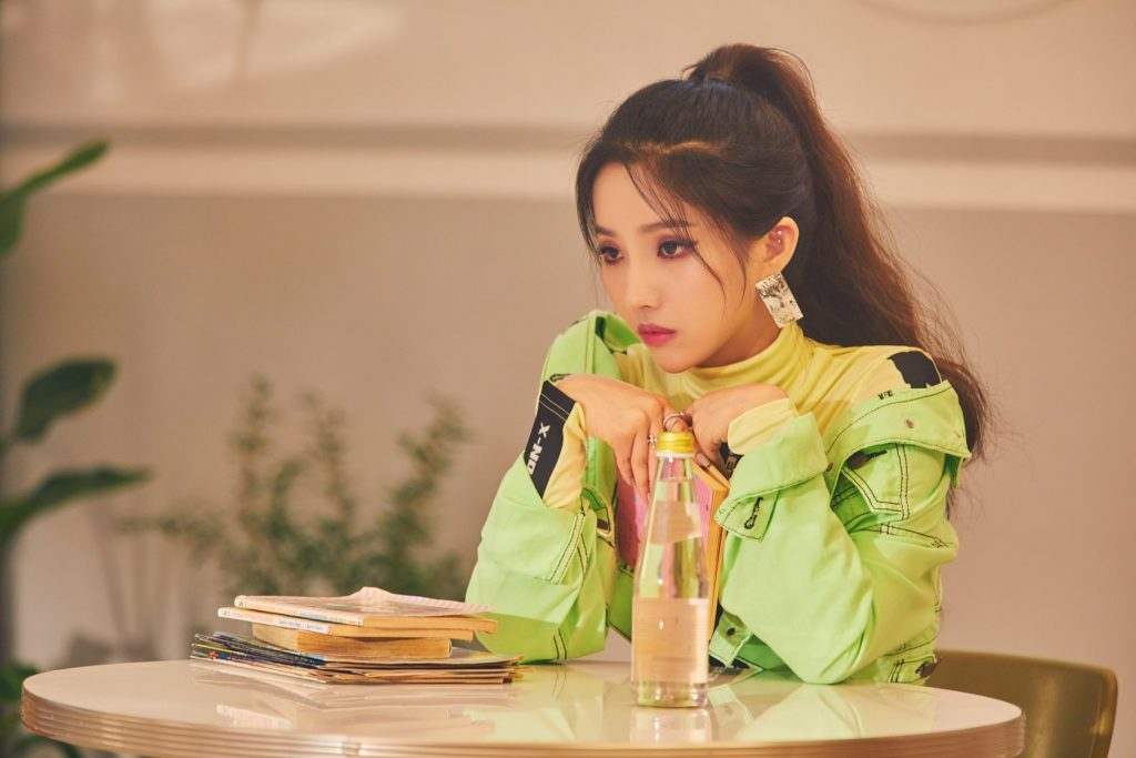 Soyeon kpop