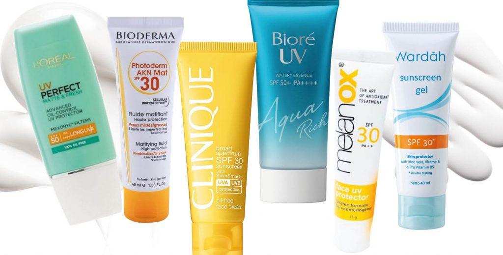 sunscreen shopee