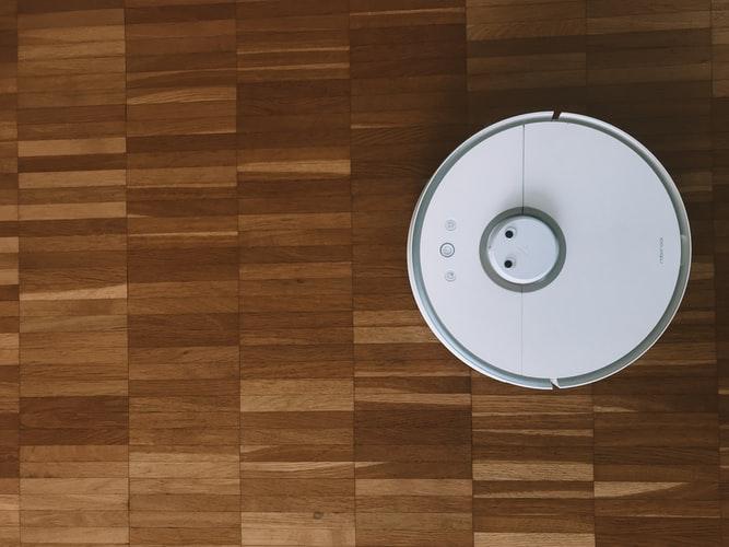 robot vacuum cleaner shopee peralatan rumah