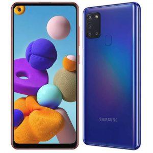 Samsung Galaxy A21s hp android murah