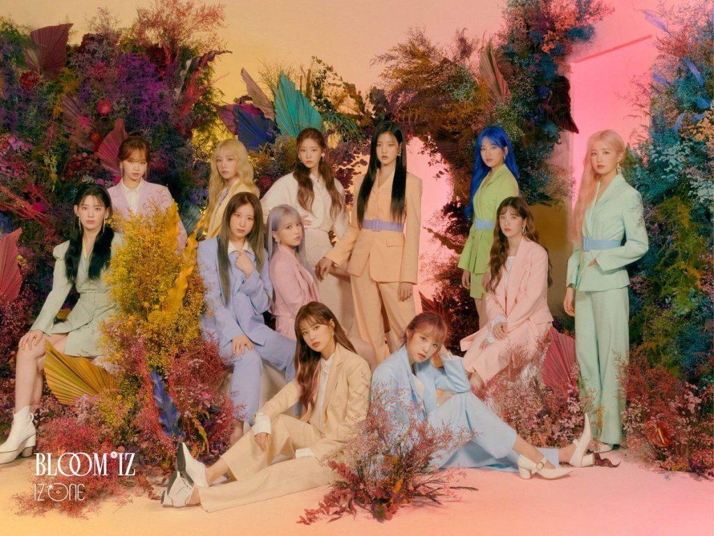 IZ*ONE grup k-pop