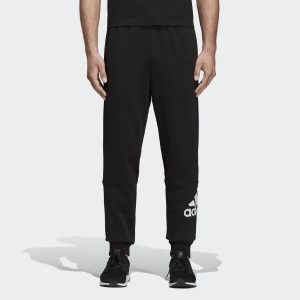 Adidas Must Haves French Terry Badge of Sport Pants pakaian olahraga