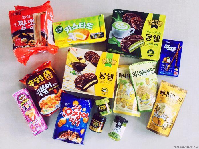 Snack Korea Halal