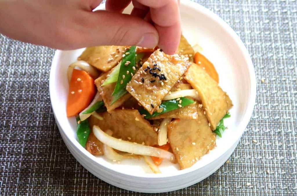 Oden snack korea halal