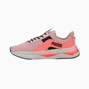 Puma Women Lqdcell Shattergeo Pearl Pink Training Shoes