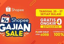 Shopee Gajian Sale