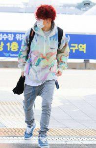 Bobby iKON fashion pria