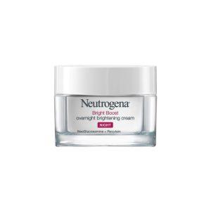 Neutrogena Bright Boost Overnight Cream
