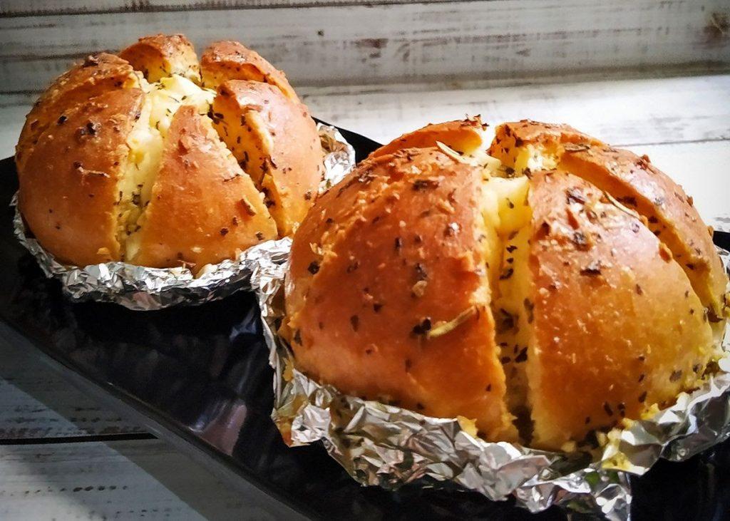 Korean Garlic Cheese Bread ide usaha kuliner