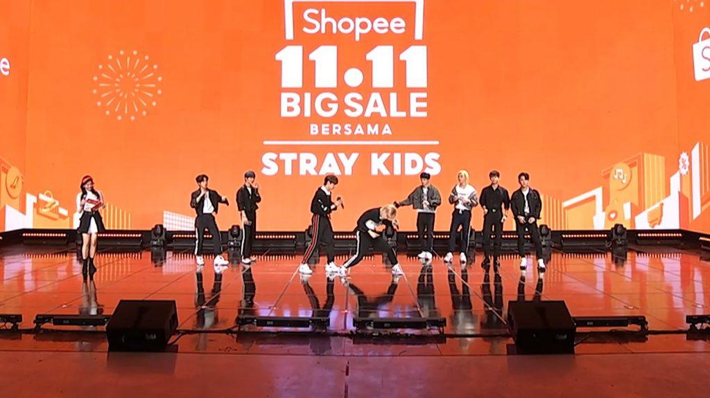 Stray Kids Shopee