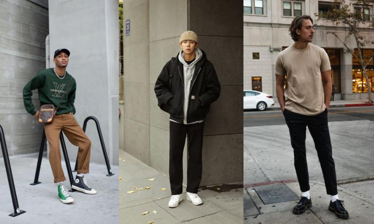 Suka Gaya Street Style? Ini 5 Inspirasi Fashion Pria yang Bisa Kamu Coba!