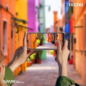 Spesifikasi TECNO Spark 6 Go