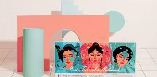 Maska Technicolor Multimask Untuk Kulit Kombinasi