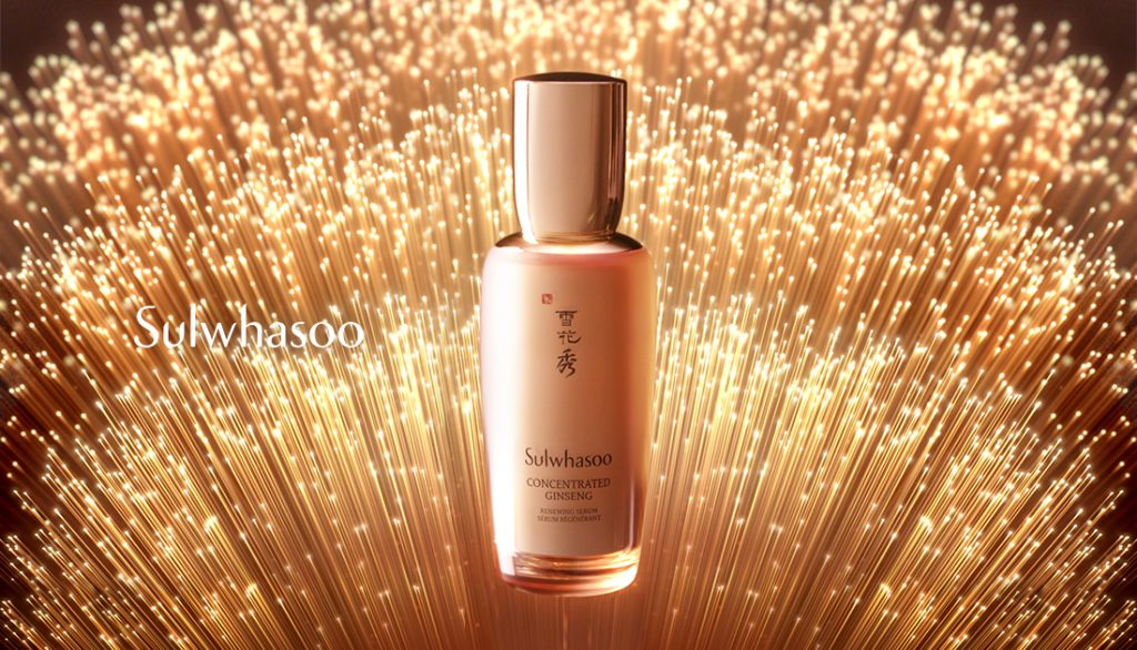 Sulwhasoo Concentrated Ginseng Renewing Serum skincare anti-aging