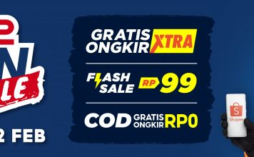 Promo Shopee 2.2 Men Sale Promo 2.2