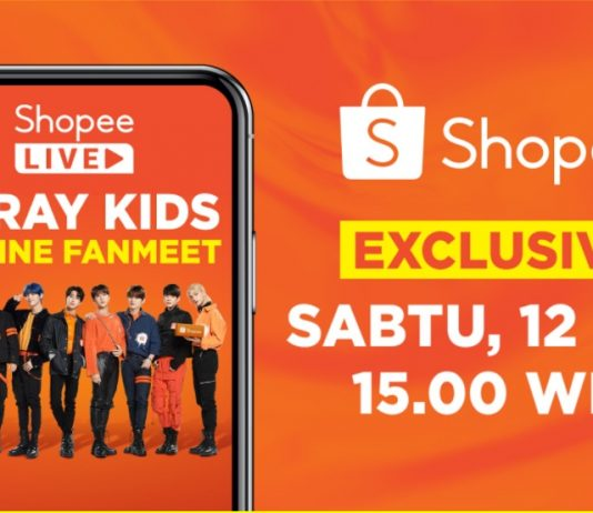 Stray Kids dan GOT7 di TV Show Shopee 12.12 Birthday Sale