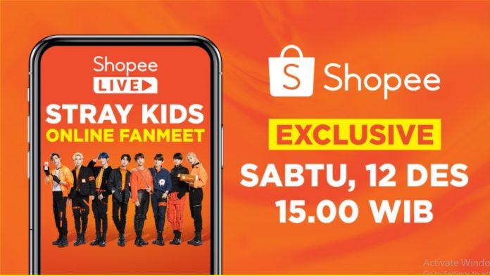 Stray Kids dan GOT7 di TV Show Shopee 12.12 Birthday Sale