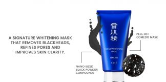 KOSE SEKKISEI Clear Whitening Mask Kulit Cerah
