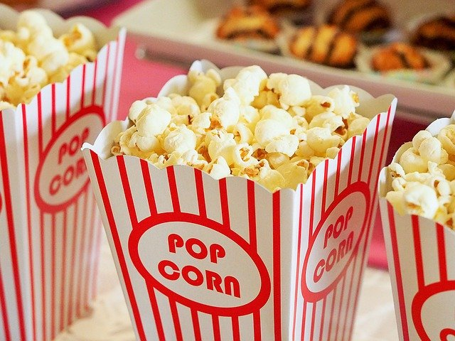 Popcorn Untuk Menonton Film