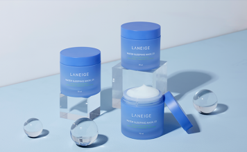 Laneige Water Sleeping Mask EX