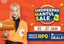 ShopeePay Mantul Sale