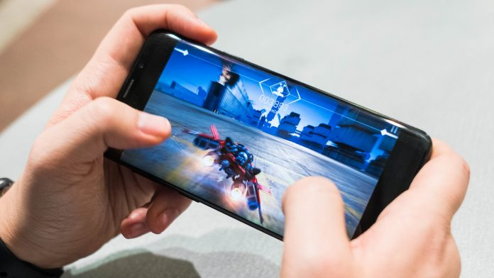 Ponsel gaming