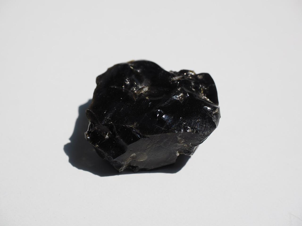 Obsidian Crystal