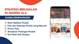 Strategi Penjualan Shopee Ladopadeh