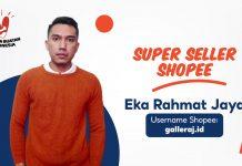 Super Seller Shopee - Gallery Rajut Bandung