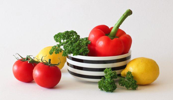 Sayuran segar