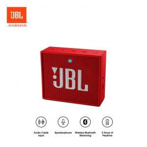 Rekomendasi Speaker Bluetooth Terbaik JBL Go
