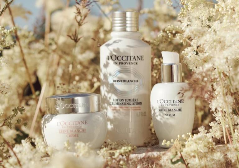 L'Occitane Reine Blanche, Solusi Dapatkan Kulit Cerah dan Sehat Berseri