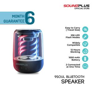 Soundplus 9Soul Bluetooth Speaker