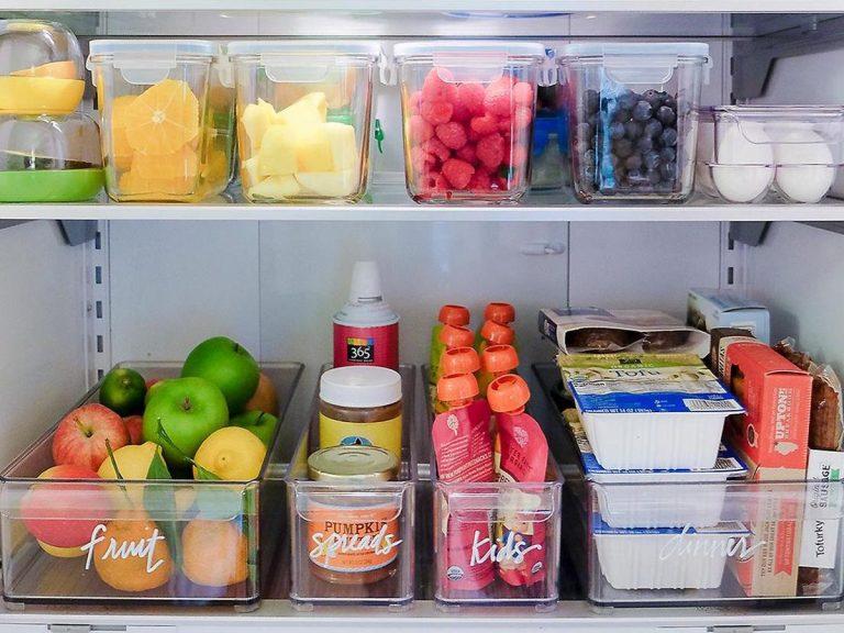 10 Tempat Menyimpan Makanan Terbaik yang Bisa Menghemat Tempat di Kulkas