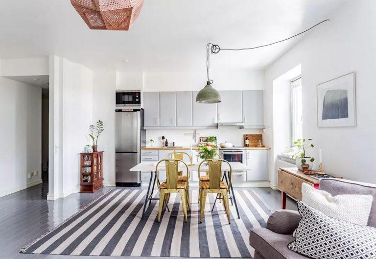 5 Tips Menyatukan Dapur dan Ruang Makan Agar Rumah Lebih Lapang