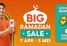 Shopee Big Ramadan Sale