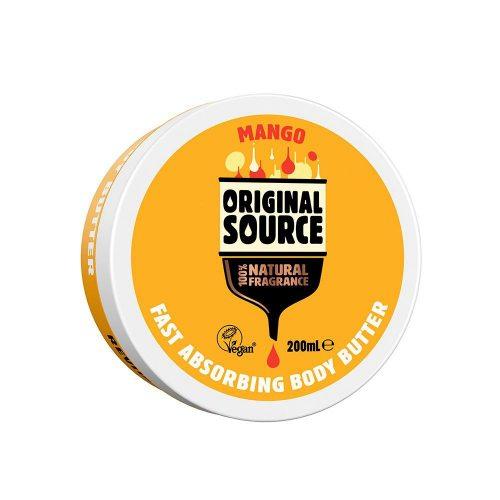 7. Original Source Mango Body Butter
