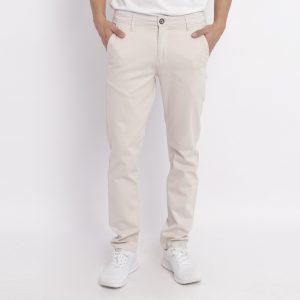 Celana Chinos Ednos Cream dari Edwin Jeans baju lebaran
