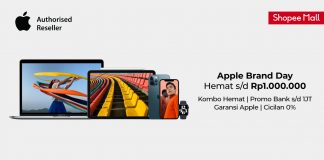 Promo Apple Brand Day