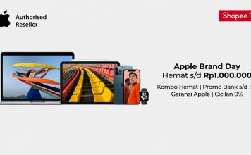 Promo Apple Brand Day