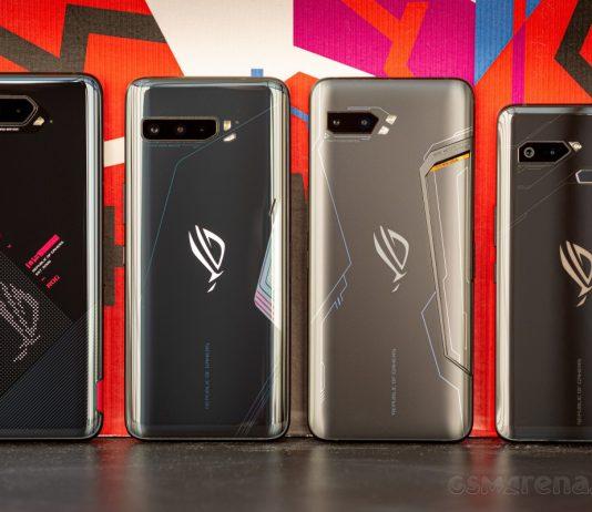 Asus ROG Phone 5 hp smartphone handphone gaming