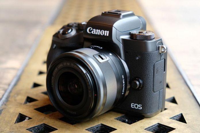 Mirrorless Canon EOS M50 Mark II