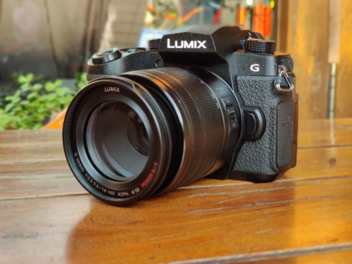 Panasonic Lumix DC-G90 Mirrorles youtuber