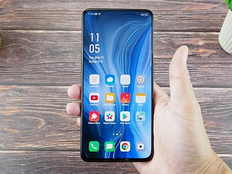 Oppo Reno 10X Zoom Smartphone Handphone flagship murah