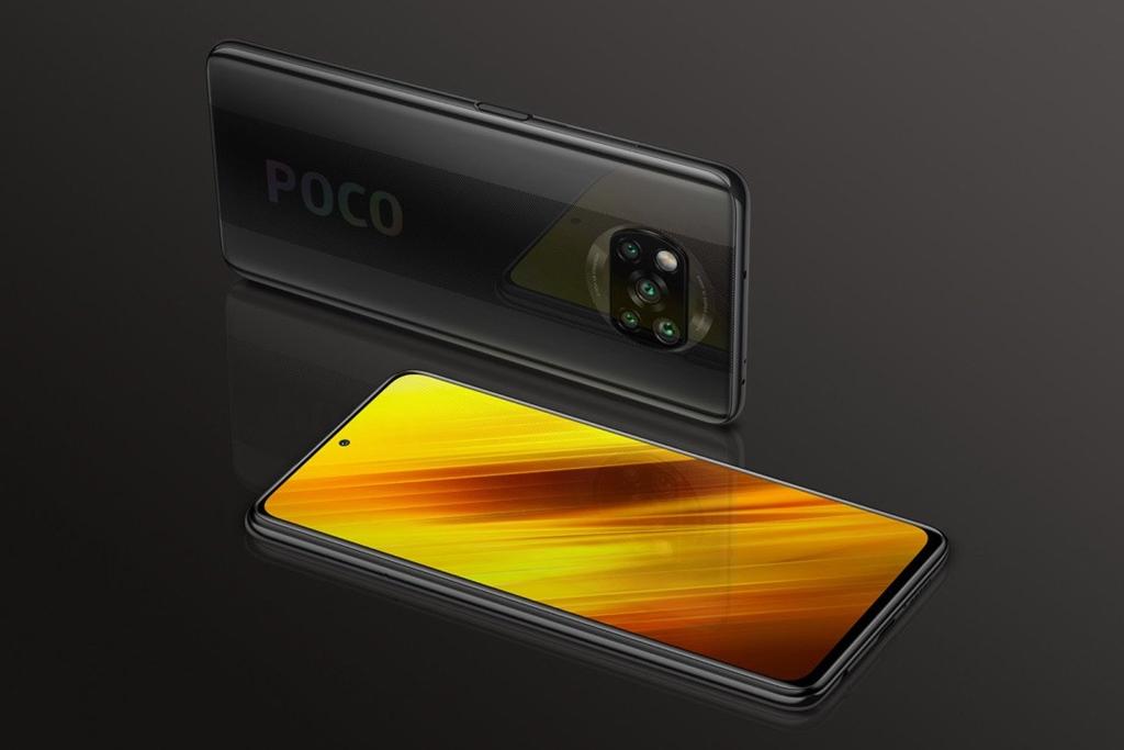 Poco X3 NFC Smartphone Murah