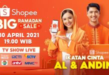 Shopee Big Ramadan Sale TV Show